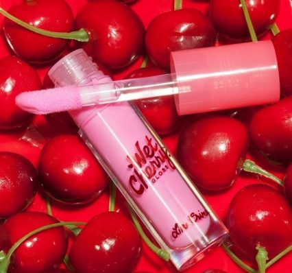 Lime Crime Wet Cherry Baby Cherry