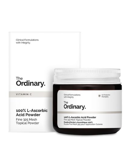 100% L-Ascorbic Acid Powder The Ordinary