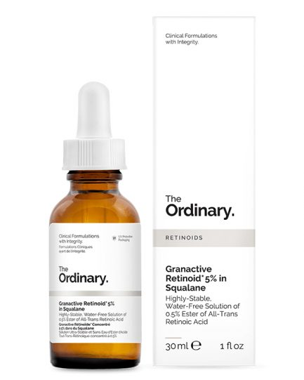 The Ordinary - Granactive Retinoid 5% in Squalane
