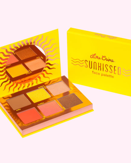 Lime Crime - Sunkissed Face Palette