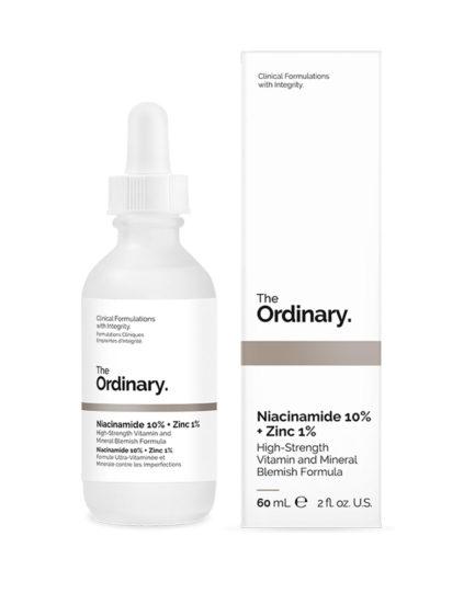 The Ordinary - Niacinamide 10% + Zinc 1%